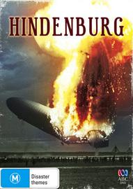 Hindenburg on DVD image
