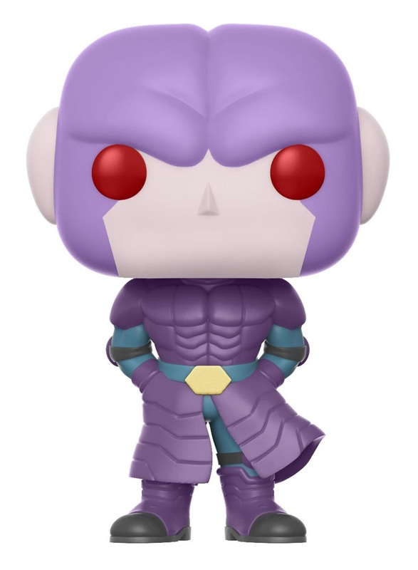 Dragon Ball Super – Hit Pop! Vinyl Figure
