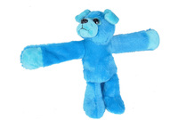 Huggers: Blue Pug - 8 Inch Plush
