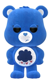 Care Bears - Grumpy Bear (Flocked Ver.) Pop! Vinyl Figure