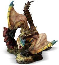 MH: CFB Creator's Model: Brute Tigrex (Reprint Edition) - PVC Figure