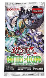 Yu-Gi-Oh! Battles of Legend: Hero's Revenge Single Booster (5 Cards)