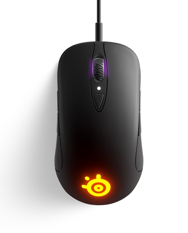 Steelseries Sensei Ten Gaming Mouse - Black for PC