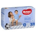 Huggies: Ultra Dry Boy Nappies - Size 4 (36 Pack)