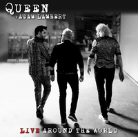 Queen + Adam Lambert - Live Around The World (CD+DVD) by Queen