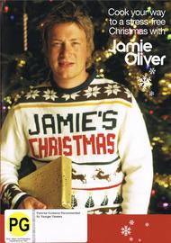 Jamie's Christmas on DVD