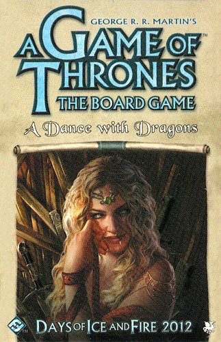 A Game of Thrones The Board Game - A Dance with Dragons image