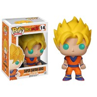 Dragon Ball Z - Super Saiyan Goku Pop! Vinyl Figure