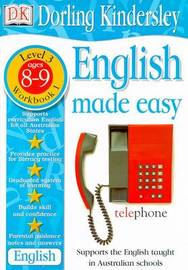 English Made Easy Level 2 (Age 8-9): Workbook 1 by Dorling Kindersley image