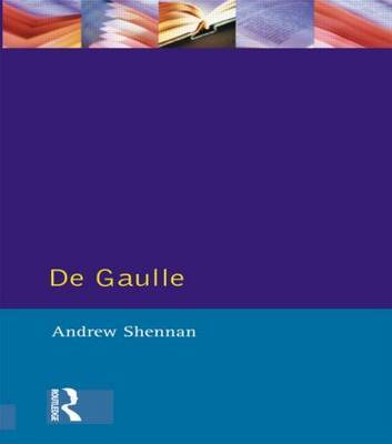 De Gaulle by Andrew Shennan
