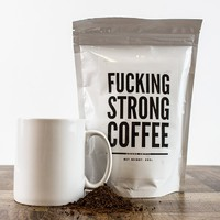 F*cking Strong Coffee (Ground 250gm) image