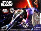 "Star Wars: 3.75"" Slave 1 Vehicle Set"