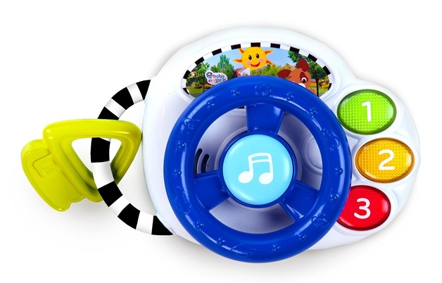 Baby Einstein: Driving Tunes - Musical Toy