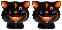 Sourpuss: Cats - Salt & Pepper Shakers