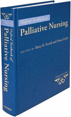 Oxford Textbook of Palliative Nursing image
