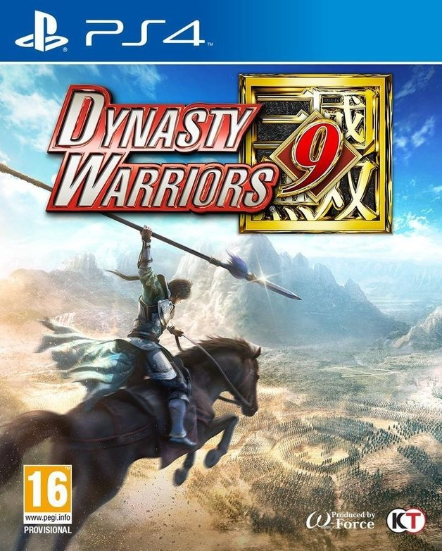 Dynasty Warriors 9 for PS4