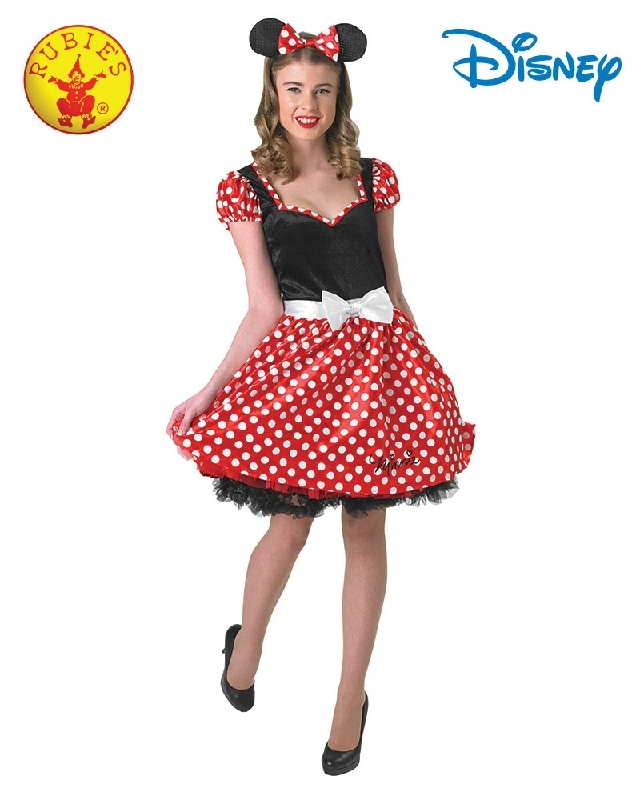 Disney: Minnie Mouse Sassy Costume (Medium) image