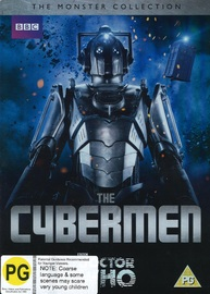 Doctor Who: The Monster Collection - Cybermen on DVD