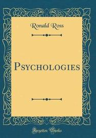 Psychologies (Classic Reprint) by Ronald Ross image