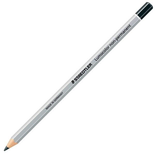 Staedtler: Lumocolor Omnichrom Pencil - Black image