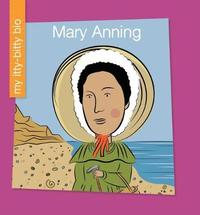 Mary Anning by Sara Spiller