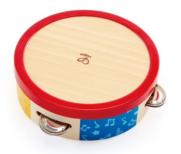 Hape: Tap-along Tambourine