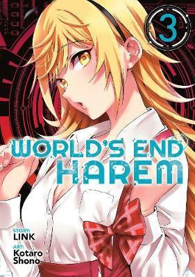 World's End Harem, Vol. 3 by Link
