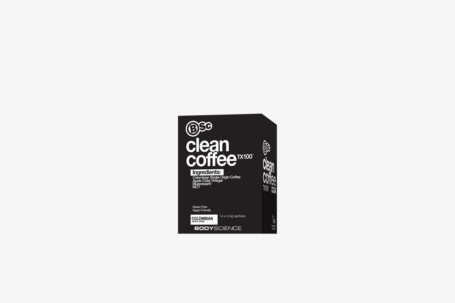 BSC: Clean Coffee TX100 (14x3g) image
