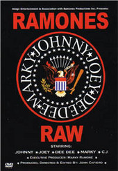 Ramones, The - Raw on DVD