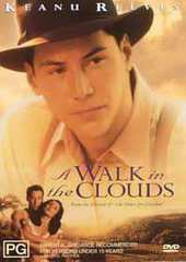 A Walk In The Clouds on DVD