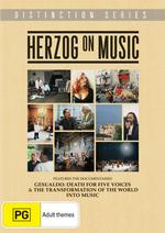 Herzog On Music on DVD