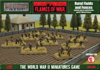 Flames of War - Rural Fields and Fences