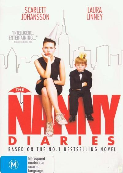 The Nanny Diaries on DVD image