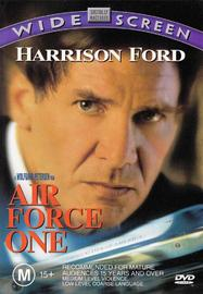 Airforce One on DVD image
