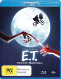 E.T. The Extra-Terrestrial on Blu-ray
