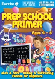Eureka Prep School Primer for PC Games