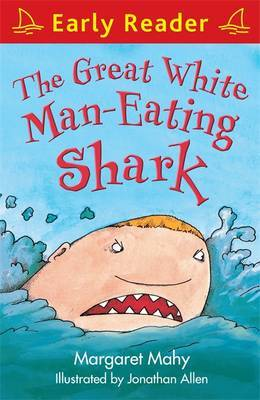 The Great White Man-Eating Shark by Margaret Mahy image