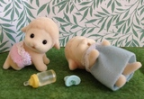 Sylvanian Families: Sheep Twins