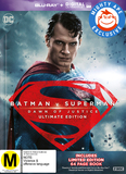 Batman v Superman: Dawn of Justice (Digibook Edition) on Blu-ray