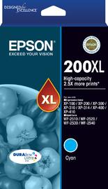 Epson Ink Cartridge - 200XL (Cyan)