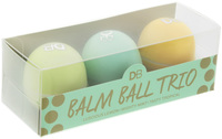 Designer Brands - Balm Ball Trio (Green)