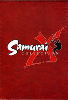 Samurai X - OVA Collection (3 Disc) on DVD image