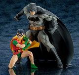 DC Universe: 1/10 Batman & Robin - ArtFX+ Figure