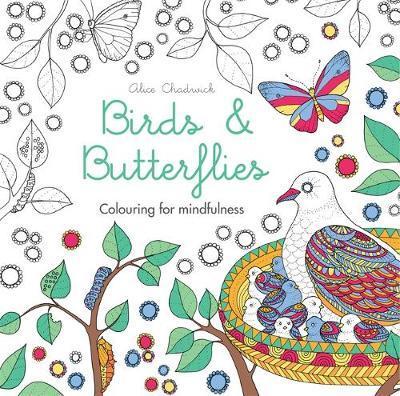 Birds & Butterflies by Alice Chadwick
