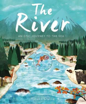 The River by Patricia Hegarty image