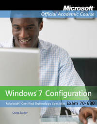 Exam 70-680 by Microsoft Official Academic Course