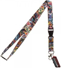 Justice League - Classic Lanyard
