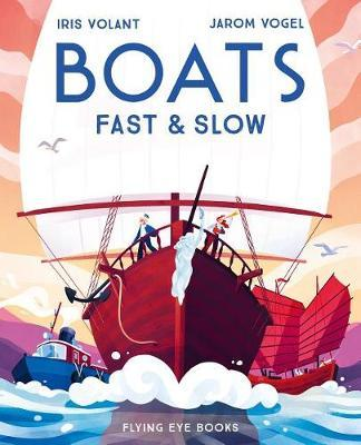 Boats: Fast & Slow by Iris Volant