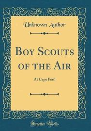 Boy Scouts of the Air by Unknown Author