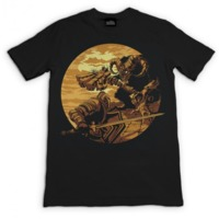 "Dark Souls T-Shirt ""Monster Axe"", S"